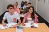 Studium anglického jazyka na škole LAL Cape Town probíhá v malých skupinkách