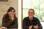 Výuka anglického jazyka probíhá v krásných prostorách bývalého zámku