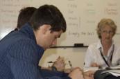 Výuka anglického jazyka je na škole Meridian School of English v Porstmouth na špičkové úrovni