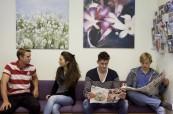 Studenti angličtiny mají k dispozici veškeré potřebné vybavení, Wimbledon School of English