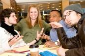 Studenti ILAC Toronto jsou ze všech koutů světa