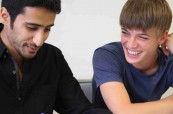 Studenti ve výuce angličtiny