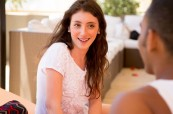 Studentka letního jazykového kurzu na škole EC Malta
