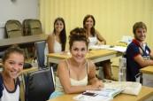 Studenti jazykového kurzu ve škole LAL Fort Lauderdale v USA