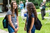 Studenti letního jazykového kurzu na škole BSC York