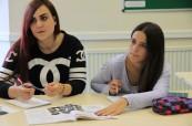 Výuka anglického jazyka během letního jazykového kurzu, ELC Brighotn - Loxdale