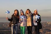 Studenti na letním kurz pro mládež v Edinburghu, Mackenzie School of English