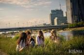Studenti německého jazyka, ActiLingua Vídeň Rakousko
