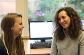 Studentky anglického jazyka na škole Wimbledon School of English