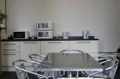 Kuchyňka ve škole ELC Brighton