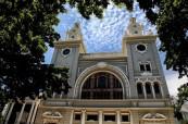 Synagoga v Kapském Městě, Cape Town, LAL Travelling Classroom