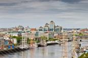 Dublin - Liffey - krásné město pro studium angličtiny, Atlantic Language
