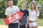 Studenti letního kurzu pro mládež na škole ILAC Toronto v Kanadě