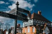 Shrewsbury je příjemné městečko, kde studenti najdou vše, co ke studiu potřebují