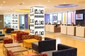 Celý kampus školy je nový a velice moderní, ILAC Toronto
