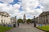 Slavná Trinity College, Dublin, Irsko, Atlantic Language