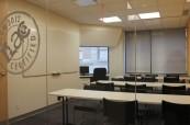 Učebna jazykové školy ILAC Vancouver