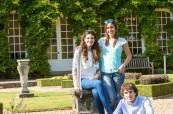 Studenti tak mohou trávit více času spolu a procvičovat angličtinu i mimo výuku
