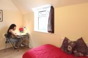 Příklad ubytování ve studentské rezidenci, Wimbledon School of English