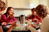 Ubytování v hostitelské rodině je skvělý způsob, jak poznat jinou kulturu, Anglolang Scarborough