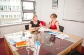 Studentům je věnován individuální přístup, Inlingua Berlín Německo