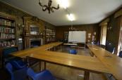 Jedna z historických učeben školy LTC Eastbourne