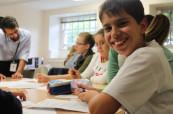 Výuka angličtiny probíhá hravou formou, aby si studenti odnesli z kurzu co nejvíce, Mackenzie School of English
