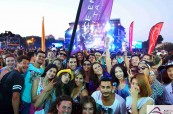 Velká párty studentů na jazykové škole ACE Malta