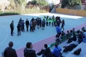 Studenti střední školy Colegio Maravillas Benalmádena Malága Španělsko