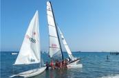 Volný čas lze na Kypru trávit různě, oblíbené jsou vodní sporty, English in Cyprus, Limassol, Kypr