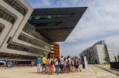 Vídeň je kousek od České republiky a nabízí jak moderní architekturu, tak historická krásná místa