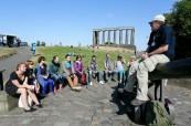 Exkurze po Edinburghu se zajímavým výkladem