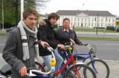 Projížďka po Berlíně po zajímavostech, Inlingua Berlín Německo