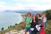 Během víkendů jsou pro studenty připraveny různé exkurze po zajímavých místech, ATLAS Dublin Irsko