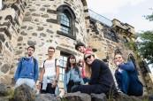 Studenti mají v ceně jazykového kurzu také různé volnočasové aktivity British Study Centres Edinburgh