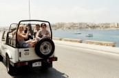 Studenti anglického kurzu pro mládež na výletě po Maltě, EC St. Julian's Malta