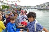 Studenti LAL Torbay na exkurzi na lodi
