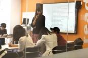 Výuka anglického jazyka pod dohledem zkušené lektorky, EC San Francisco USA