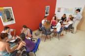 Učebna jazykové školy BELS Malta