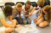 Výuka angličtiny probíhá zábavnou formou a je vedena profesionálními lektory EC Brighton