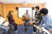 Výuka anglického jazyka je velice zábavná a studenti se do jazykové školy EC San Francisco v USA rádi vrací