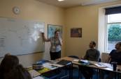 Profesionální lektoři anglického jazyka přistupují ke studentům vždy individuálně Centre of English Studies Harrogate
