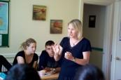 Výuka angličtiny je uzpůsobena věku studentů, ELC Brighton - Loxdale