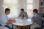 Studentům speciálně zaměřených kurzů pro učitele je na škole BEET-ITTC Bournemouth věnován individuální přístup