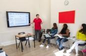 Jazyková škola Atlas Language využívá k výuce nejmodernějších technologií jako jsou interaktivní tabule, Dublin, Irsko