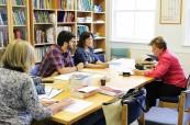 Studenti jazykového kurzu angličtiny pro manažery, English in Chester, Anglie