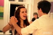 Součástí jazykového kurzu jsou také odpolední aktivity, mezi oblíbené patří výuka tradiční tance waltz