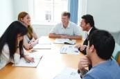 Jazykový kurz pro manažery na škole English in Chester v Anglii je na vysoké úrovni